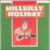 Hillbilly Holiday CD Cover Art