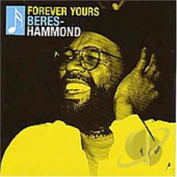 Hammond, Beres - Forever Yours CD Cover Art