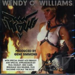 Williams, Wendy O. - Wow CD Cover Art