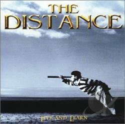 Distance - Live & Learn CD Cover Art