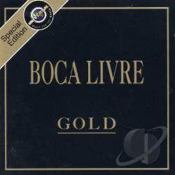 Livre, Boca - Gold CD Cover Art