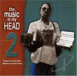 Music in My Head, Vol. 2 CD Cover Art