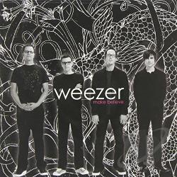 Weezer - Make Believe CD Cover Art