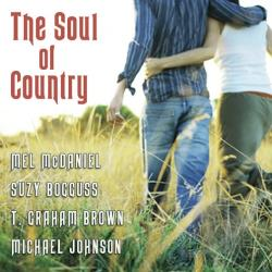 Mcdaniel, Mel - Soul Of Country CD Cover Art