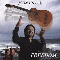 Gilliat, John - Freedom CD Cover Art