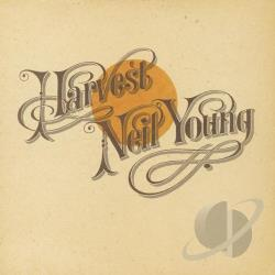 Young, Neil - Harvest CD Cover Art