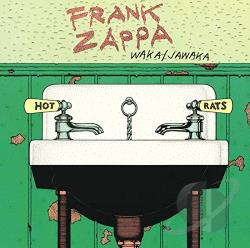 Zappa, Frank - Waka/Jawaka CD Cover Art
