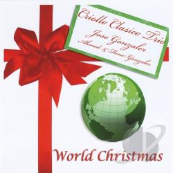 Criollo Clasico Trio - World Christmas CD Cover Art