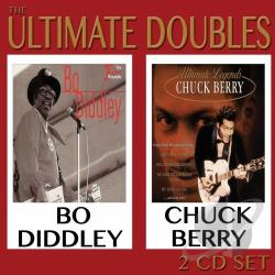 Berry, Chuck / Diddley, Bo - Ultimate Doubles CD Cover Art