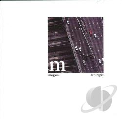 Mogwai - Ten Rapid CD Cover Art