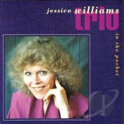Williams, Jessica - In the Pocket CD Cover Art
