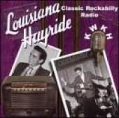 Louisiana Hayride: Classic Rockabilly Radio CD Cover Art