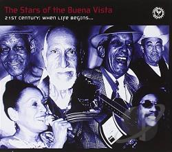 Stars of the Buena Vista 21st Century: When Life Begins... CD Cover Art