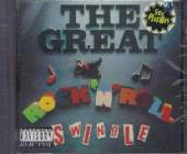 Sex Pistols - Great Rock & Roll Swindle (Sdtk) CD Cover Art