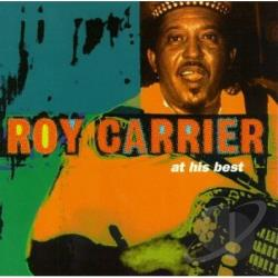 Carrier, Roy - Roy Carrier At His Best CD Cover Art