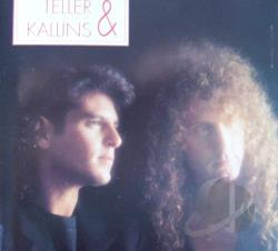Teller & Kallins - Teller And Kallins CD Cover Art