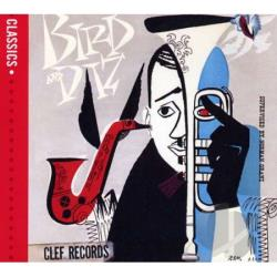 Gillespie, Dizzy / Parker, Charlie - Bird & Diz CD Cover Art