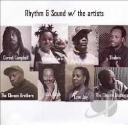 Rhythm & Sound - With The Artists LP Cover Art