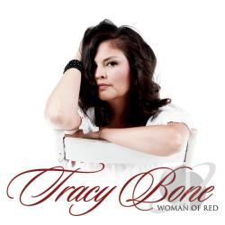 Bone, Tracy - Woman of Red CD Cover Art