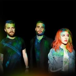 Paramore - Paramore CD Cover Art
