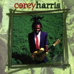 Harris, Corey - Greens from the Garden CD Cover Art