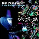 Bourelly, Jean-Paul - Fade to Cacophony: Live CD Cover Art