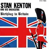 Kenton, Stan - Birthday in Britain CD Cover Art