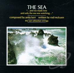 San Sebastian Strings - Sea CD Cover Art