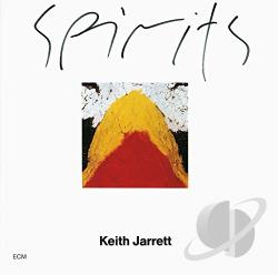 Jarrett, Keith - Spirits 1 & 2 CD Cover Art