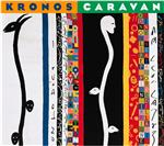 Kronos Quartet - Caravan CD Cover Art