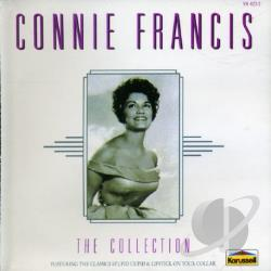 Francis, Connie - Collection CD Cover Art