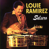 Ramirez, Louie - Salsero CD Cover Art