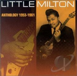 Little Milton - Anthology 1953-1961 CD Cover Art