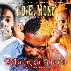M.O.E. Money - Mainza Yero CD Cover Art