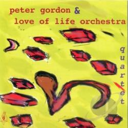 Gordon, Peter - Quartet CD Cover Art