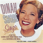Shore, Dinah - Sings Songs from Aaron Slick from Punkin Crick... CD Cover Art