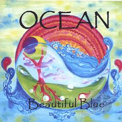 Ocean - Beautiful Blue CD Cover Art