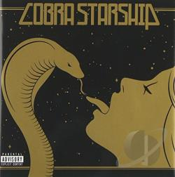 Cobra Starship - While the City Sleeps, We Rule the Streets CD Cover Art