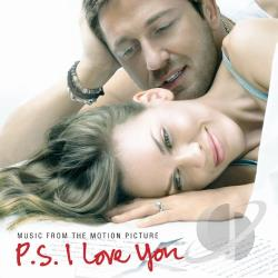 P.S. I Love You CD Cover Art