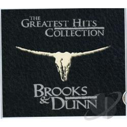 Brooks & Dunn - Greatest Hits Collection CD Cover Art