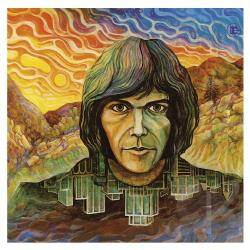 Young, Neil - Neil Young CD Cover Art