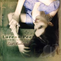 Peer, Lorenn - Lost Balloons CD Cover Art