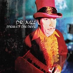 Dr. Will - Speak of the Devil CD Cover Art