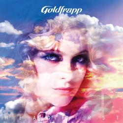 Goldfrapp - Head First CD Cover Art