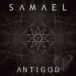 Samael - Antigod CD Cover Art