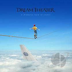Dream Theater - Dramatic Turn of Events CD Cover Art