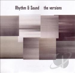 Rhythm & Sound - With The Versions LP Cover Art