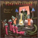 MacAlpine, Tony - Master Of Paradise CD Cover Art