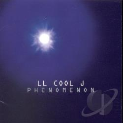 L.L. Cool J - Phenomenon CD Cover Art