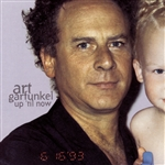 Garfunkel, Art - Up 'Til Now CD Cover Art